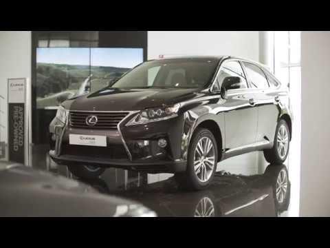 Lexus Select - L'usato ibrido si fa strada - Lexus Italia