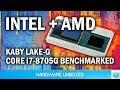 Intel Core i7-8705G Benchmarked, RX Vega