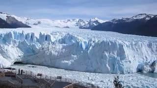 Glaciar Perito Moreno en el Lago Argentino