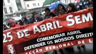 Tugaleaks na manifestação de 25 de Abril (9/11)