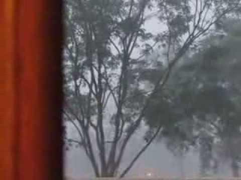 Hail in Pretoria | Vlog