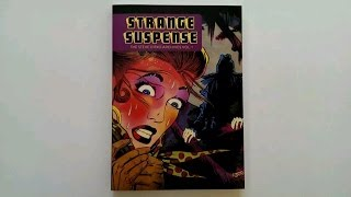 Strange Suspense: The Steve Ditko Archives Vol. 1 - Paperback Edition - video preview