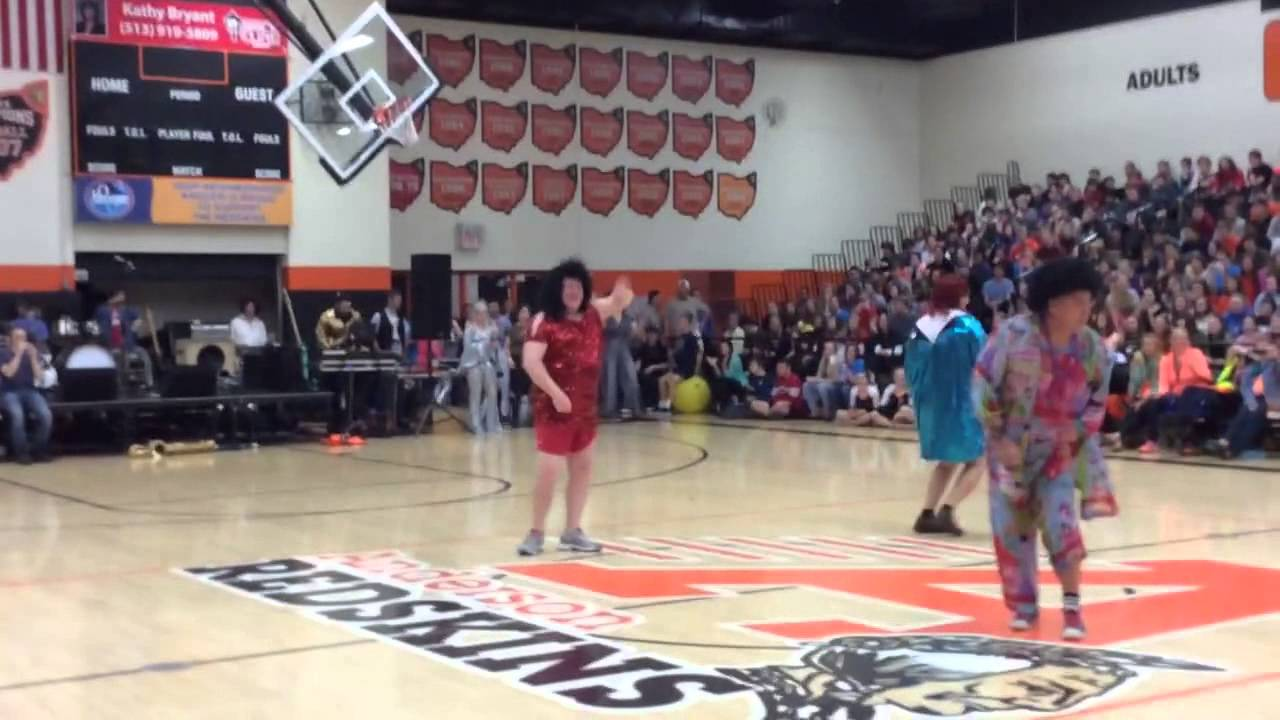 Anderson High School Academic Pep Rally 2015 Part 2 Youtube