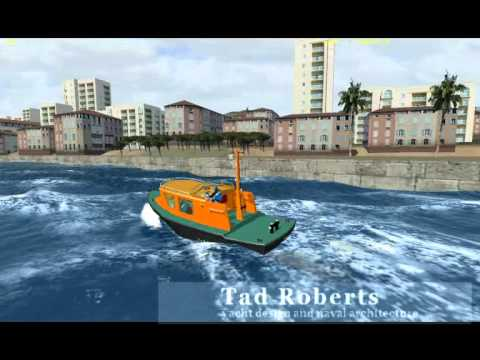 Tad Roberts Yacht Design and Naval Architecture