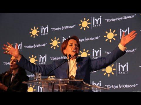 المعارضة ميرال أكشينار تتحدى أردوغان على كرسي الرئاسة  - نشر قبل 1 ساعة