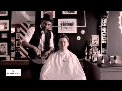 The Perfect Shave - Barberians