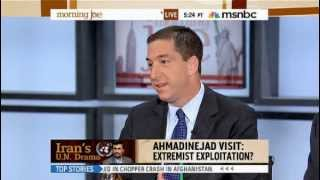 Glenn Greenwald: Iran Is No Threat
