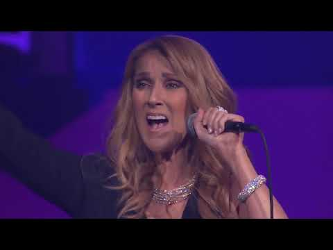 Celine Dion - Purple Rain (Live, August 2016, Montreal)