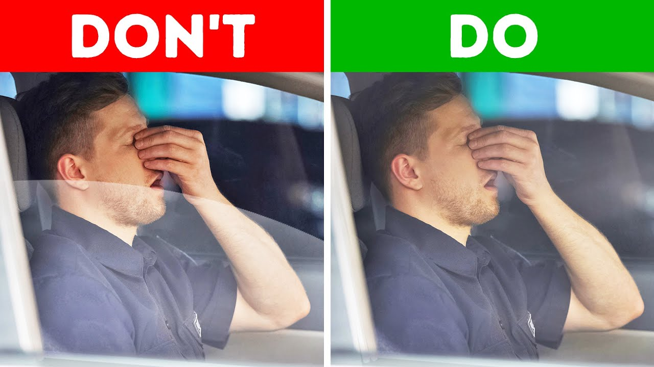 If Your Car suddenly Breaks Down,don't Touch Your Windows
