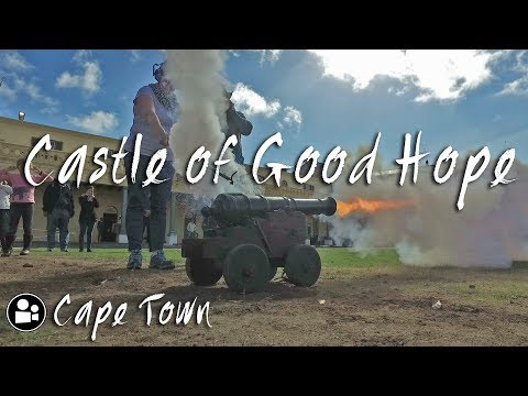 Castle of Good Hope | Things to do in Cape Town