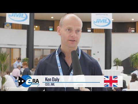 Ken Daly ERA Europe Budapest Conference 2019