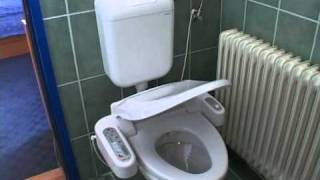 Pametna WC daska - Smart Toilet Seat