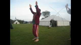 Dance of Life at OBOD Samhain Camp 2011