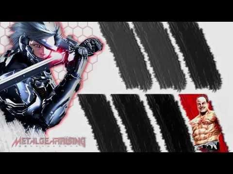Metal Gear Rising: Revengeance (OST) - All Main Boss Battle Themes