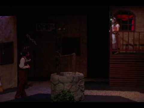 Fools By Neil Simon Act I Scene III: Balcony Scene