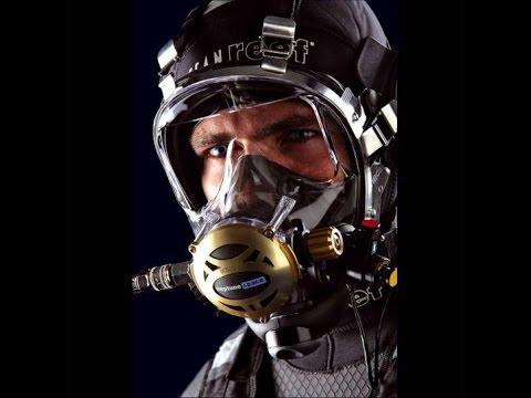 Удаление запотевания со стекла маски для подводного плавания