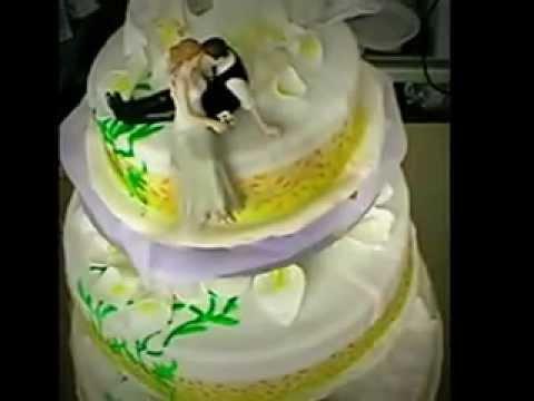 Hochzeitstorte Bestellen,Hochzeitstorte selber machen - YouTube