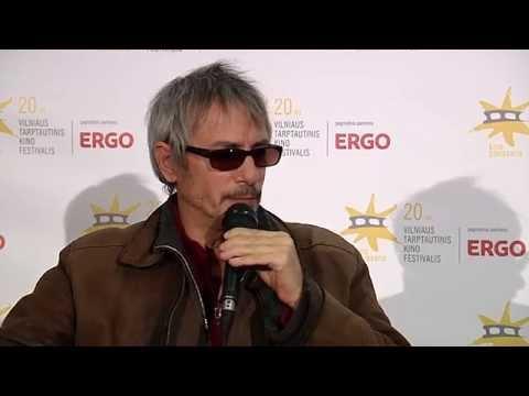 "Leos Carax Q&A in Vilnius Nov.1 2014 | Vilnius Film Festival ""Kino Pavasaris"""