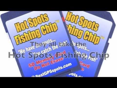 Marine GPS compatibility - Hot Spots Fishing Chip