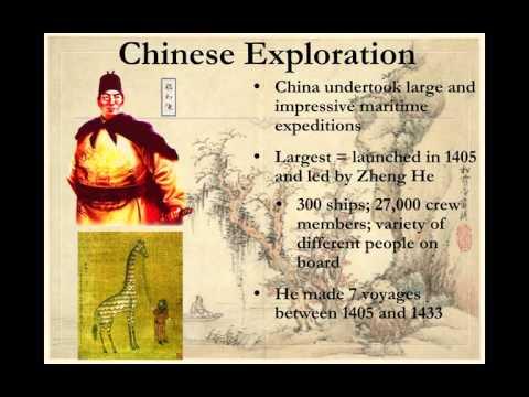 AP World History: Period 4: China: Ming Dynasty
