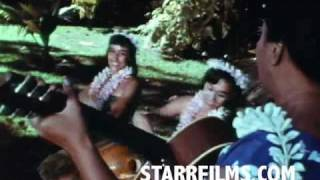 HAWAII CALLS Tv Show 1965 SLACK KEY