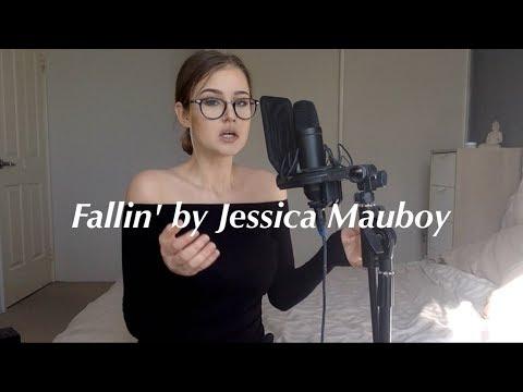 Fallin' - Jessica Mauboy (Hannah Waddell Cover)