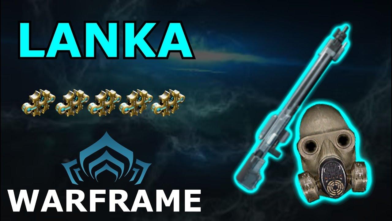 warframe how to build lanka