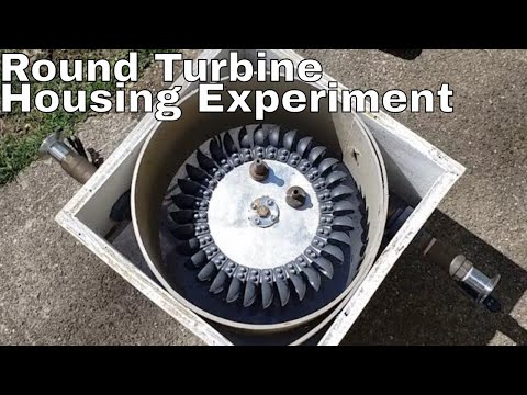 Round Turbine Housing, An Improvement?