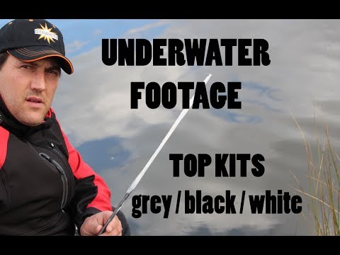 Top kit colour test - UNDERWATER FOOTAGE
