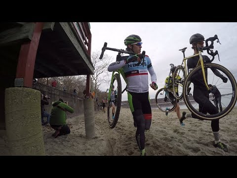 DUELING GOPROS! Lindine and Chabanov - NBX Day 1