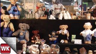 Die größte Teddybär-Messe der Welt in Wiesbaden