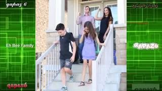 eh bee family when the kids go to school