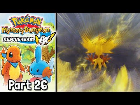 Pokémon Mystery Dungeon: Rescue Team DX, Part 26: Solar SHOCK!