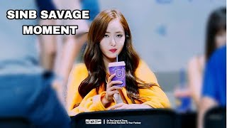 GFRIEND(여자친구) SINB(신비) Savage to Her Fans