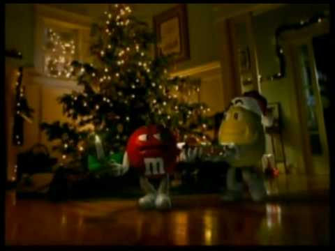 M Ms Christmas Commercial They Do Exist Youtube