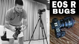 Canon EOS R BUGS | *UPDATE*, HSS BANDING FIXED!!  (see description)