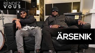 ÄRSENIK (L'évolution du rap, les ventes d'albums, concert à l'Olympia... ) - Interview Rendez Vous