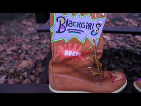 @Prolifik_ASF – Rugrats (Black Girls Rock!) Timberland Boots