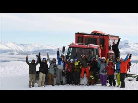 Catskiing in Whistler Blackcomb with Powder Mountain Catski 2017