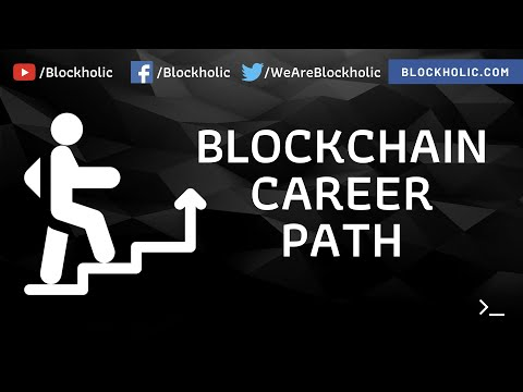 Blockchain Career Path with Salaries