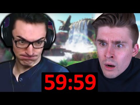 Can 3 Gamers Beat 1 Speedrunner?