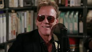 Kiefer Sutherland at Paste Studio NYC live from The Manhattan Center