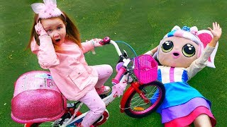 Наткнулась На Огромную Лол Funny For Kids 2019 | Дидика Тв