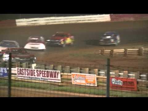 Eastside Speedway Street Stock Twin Feature 2nd Race July 18, 2015