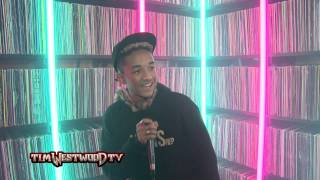 Jaden Smith freestyle pt1 - Westwood Crib Session