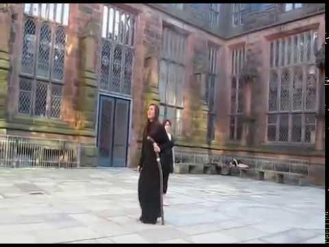 Hope Kean - Shakespeare Tempest - Princeton - p1