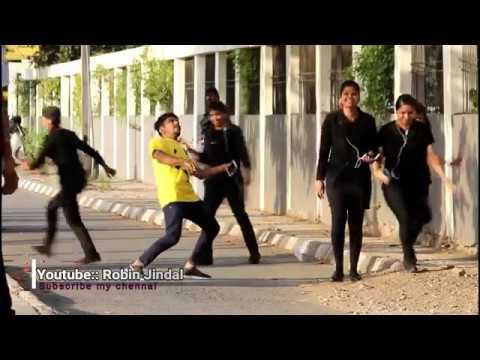 Girls Shocked , Mirgi Rock | India Prank | Robin Jindal| | Comedy Video | Oye Indori