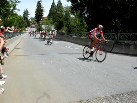 South Pine Bridge, Nevada City, Tour of California