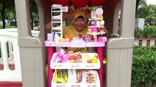 Trò Chơi Pikachu Bán Hàng ❤ BIBI TV ❤