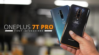 OnePlus 7T Pro First Impressions Feat. McLaren Edition!